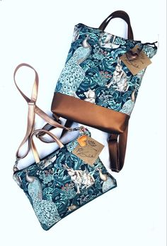 laptop bag & backpack - custom orders