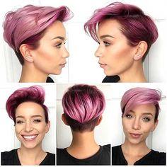 Hoy para las chicas que quieren renovar el look, traemos algunas fabulosas sugerencias de cortes de pelo que serán tendencia en el 2018. Esta se convierte en una temporada donde podremos jugar libremente con nuestra cabellera, y donde podremos optar libremente entre diversas texturas, asimetrías y flequillos. Contenido1 Cortes de …