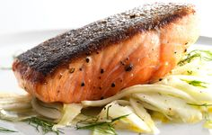 It's okay: Basic cooking mistakes happen. Even something as simple as a seared piece of fish.