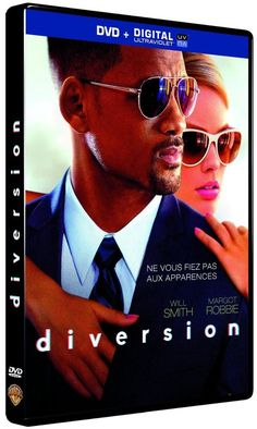 Diversion WILL SMITH - DVD NEUF