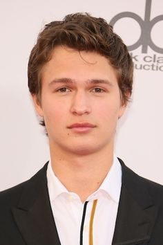 "Ansel Elgort talks all about his ""Ugly Selfie"" revolution"