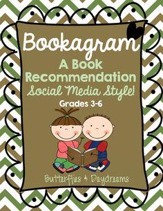 Bookagram- A Book Re
