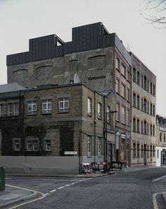 Lant Street - Dow Jones Architects