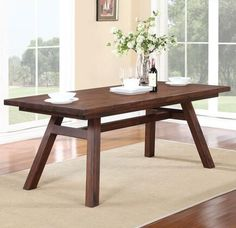 Counter Height Dining Table, Extension Dining Table, Solid Wood Dining Table, Dining Room Sets, Extendable Dining Table, Dining Table In Kitchen, Dining Tables, Wooden Tables, Solid Wood Kitchens