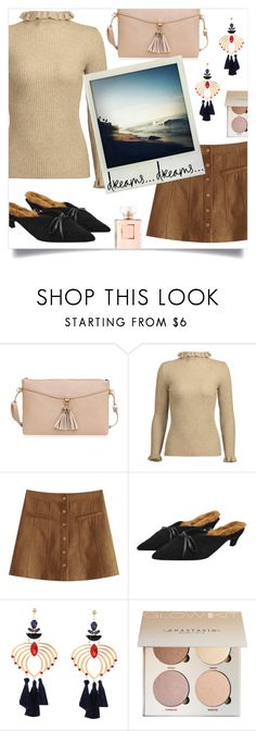 """""""Dreams"""" by mahafromkailash ❤ liked on Polyvore featuring Chanel"""