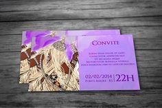 Convites religiosos: Xapanã. #Invite #Creative #Orixá #Xapanã #GuaráDesign