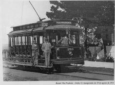1912 - Bonde Vila Prudente.
