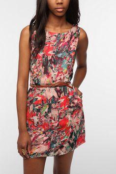BB Dakota Lala Dress  #UrbanOutfitters
