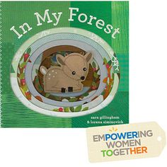 In My Forest [With Finger Puppets]. Proceeds benefit empowering women project