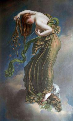 Anne Girodet de Roucy-Trioson (1767-1824,French)