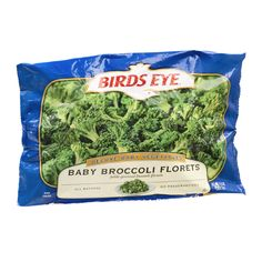 how to cook baby broccoli florets