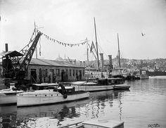 Haliç Tersanesi - 1919 (işgal yılları)