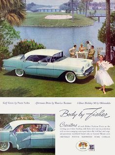 1955 Olds