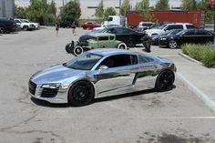I'll take two please.     Platinum R8