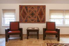 #red #twin #room #oriental #details #hotel #orientvilla