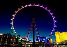 ВСЕ обо Всем!: Самое высокое в мире колесо обозрения.