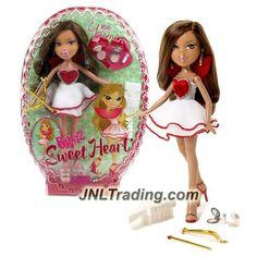 MGA Entertainment Bratz Sweet Heart Series 10 Inch Doll - YASMIN with Bow, Cupid…