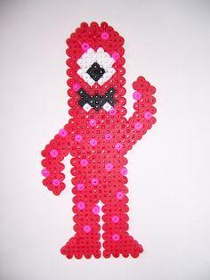 Muno Yo Gabba Gabba! perler beads by Perler Princess