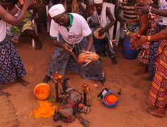 Festival Vodoo Internazionale di Ouidah in Benin