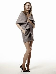 Olivia Palermo Photoshoot For S Moda Magazine Also on : http://www.oliviapalermo.com/shop-the-shoot-s-moda/