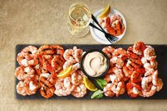 The Collection Scottish Smoked Salmon & King Prawn Platter (Serves - M&S Christmas & New Year Food Christmas And New Year, Christmas Ideas, Salmon Terrine, Christmas Starters, New Year's Food, Bbq Food, Order Food, Smoked Salmon, Prawn