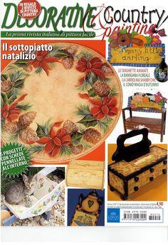 Decorative & Country painting 12 - TereBauer 1 - Álbuns da web do Picasa...FREE MAGAZINES!!