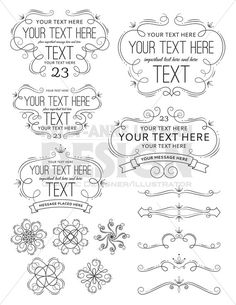 Frame Clipart Digital Borders Digital Frame by KellyAnneLeyman Download Art, Promotion, Image Paper, Framed Chalkboard, Frame Clipart, Vintage Frames, Text You, Vector Graphics, Vector Art