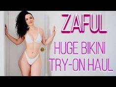 Shrink your URLs and get paid! Bikini Try On, Swimsuits, Bikinis, Swimwear, Victoria Kay, Social Media Stars, Karaoke, Summer Looks, Slim