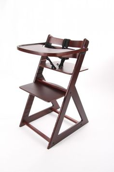 The ENZI chair is an awesome adaptable high chair for ages 6 months - 12 years