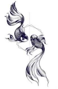 Tattoo Fische