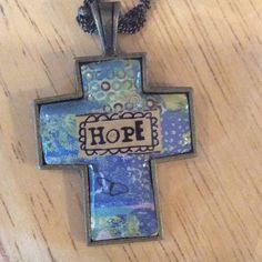 NWT Hope Necklace Still in factory wrapper. No trades Kelly Rae Roberts Jewelry Necklaces
