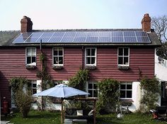 Solar Photovoltaic Llandegla Solar Thermal Panels, Solar Panels, Heat Pump, Energy Technology, Heating Systems, Renewable Energy, Remote, Outdoor Decor, Design