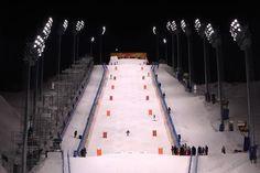 PyeongChang Winter Olympics 2018 Venues   Photo 2   TMZ.com Pyeongchang 2018 Winter Olympics, Fair Grounds, Fun, Travel, Viajes, Destinations, Traveling, Trips, Hilarious