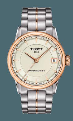 Tissot Luxury Automatic T086.207.22.261.01
