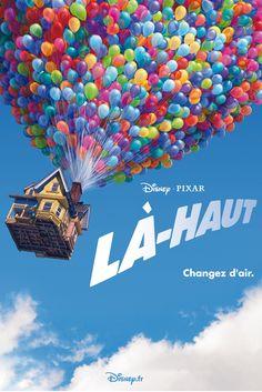Là-Haut, Pixar, 2009