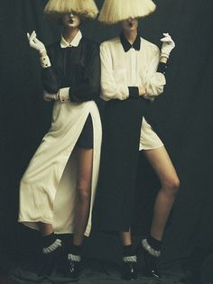 Mime | Fashion, Photography | HUNGER TV