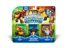 Activision Skylanders SWAP Force Fiery Forge Battle Pack Expand your gameplay experience