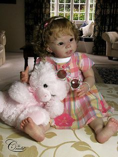 CRADLE-KIT-BoNniE-DoLL-Kit-DOLL-KIT-ONLY-BODY-INCLUDED