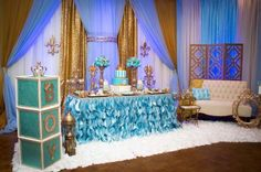 King Birthday Party Ideas   Photo 1 of 21   Catch My Party
