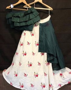 Women clothing Brands - Women clothing Style Outfits - Women clothing For Fall Simple - - - Women clothing Hipster Indian Fashion Dresses, Dress Indian Style, Indian Designer Outfits, Girls Fashion Clothes, Indian Outfits, Indian Wear, Boho Fashion, Half Saree Designs, Choli Designs