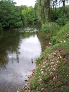 Angles sur l'Anglin : l'Anglin - Vienne
