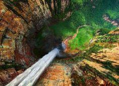 Angel Falls: la chute d'eau la plus vertigineuse au monde