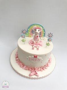 4th Birthday Parties, Birthday Cakes, 2nd Birthday, Angelina Ballerina, Ballerina Party, Cake Ideas, Gallery, Desserts, Kids