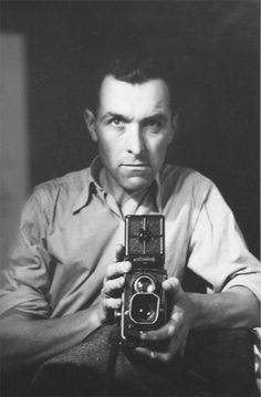 Robert Doisneau autorretrato