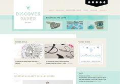 http://discoverpaper.com via @url2pin