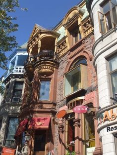 Rue St Denis, Montreal. Fab shopping. Lora Weaver & Camille Caron go there in my second book, The Pas de Deux.