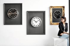 Groot assortiment stationsklokken maar natuurlijk ook digitale klokken, wereldklokken, fotoklokken, projectieklokken, keukenklokken, kinderklokken en nog veel meer klokken bij www.klokkencenter.nl