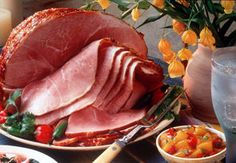 A roasting pan covered tightly with aluminum foil will help your spiral-cut ham heat evenly without drying out. Turkey Roasting Bag, Roasting Bags, Orange Glazed Ham, Spiral Cut Ham, Orange Juice Concentrate, Ham Glaze, Glaze Recipe, Cooking Time, Bourbon