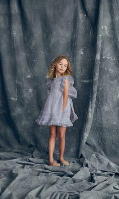 Nellystella Love Flora Dress in Eventide - Preorder