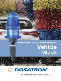 The frustration of being stuck between tips sizes and clogged tips is OVER. Dosatrons have a large chemical well that adjust to what YOU need and will never clog! Visit, call or chat today to learn how we can help you at your carwash.  #Dosatron #vehiclewash #carwash Water Powers, Car Wash, How To Apply, Learning, Tips, Advice, Study, Teaching, Studying